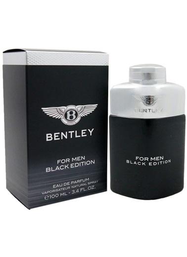 Bentley For Men Black Edition 100Ml Edp Erkek Parfüm Renksiz